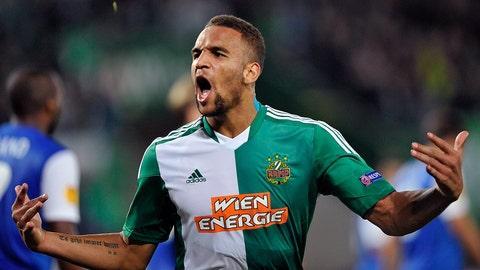 Terrence Boyd, Rapid Wien forward