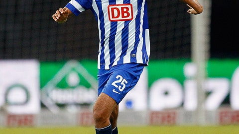John Anthony Brooks, Hertha Berlin defender
