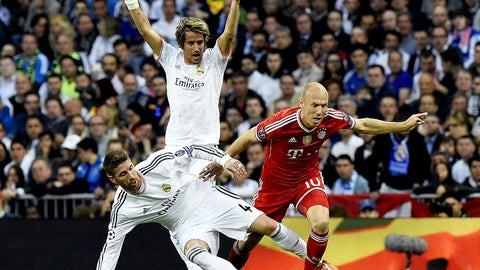 Real Madrid vs. Bayern Munich