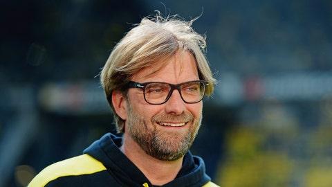 Borussia Dortmund (Last week: Ten)