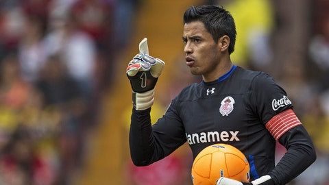 Toluca: Alfredo Talavera