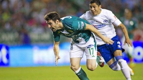 Club León: Mauro Boselli