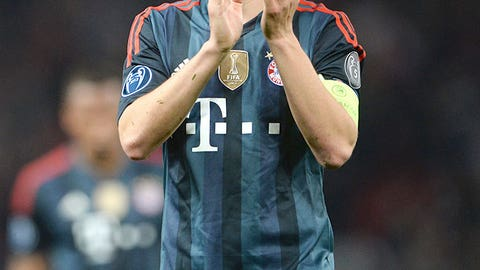 Phillip Lahm, Bayern Munich