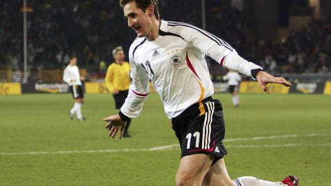 2006: Miroslav Klose, Germany, 5 goals