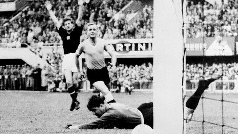 1954: Sandor Kocsis, Hungary, 11 goals