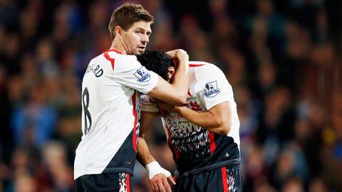 Liverpool (Last week: Seventh)