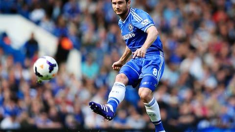 Chelsea (Last week: Sixth)