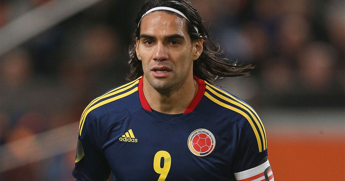 Radamel Falcao Selected In Colombia S 30 Man World Cup