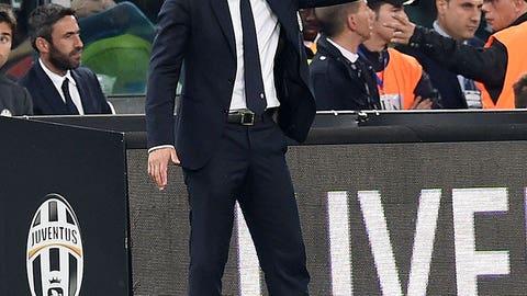Antonio Conte, Juventus