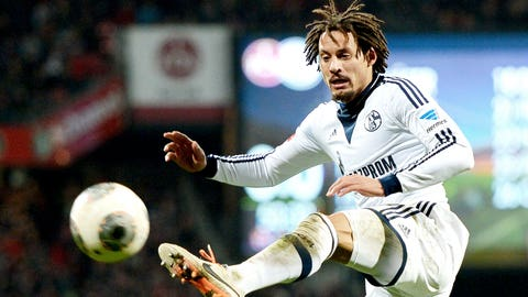 Jermaine Jones, midfielder
