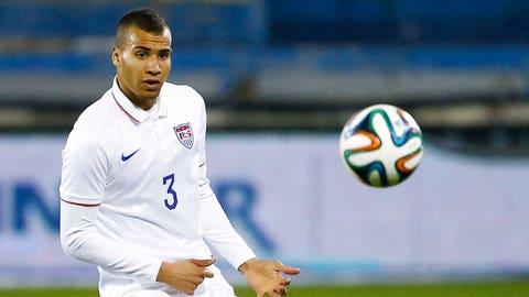 John Brooks, defender