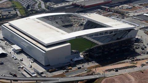 Arena Corinthians (Sao Paulo)