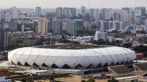 Arena da Amazonia (Manaus)