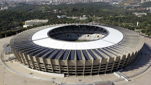 Estadio Mineirao (Belo Horizonte)