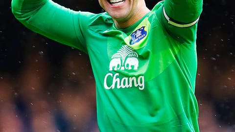 Tim Howard, goalkeeper