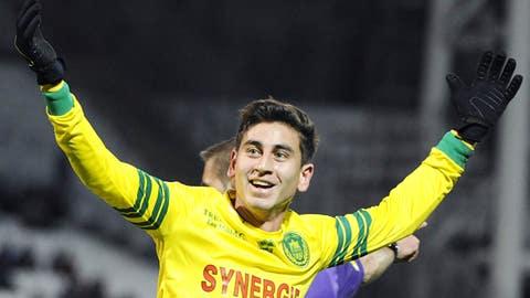 Alejandro Bedoya, midfielder