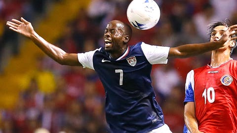 DaMarcus Beasley, defender