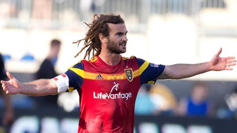 Real Salt Lake: A win would clinch, but a loss could be worrisome