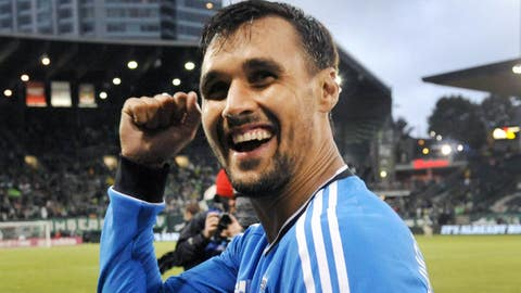 Chris Wondolowski, forward