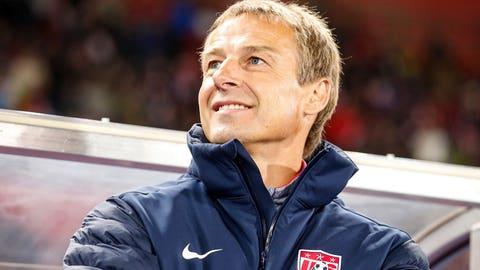 Klinsmann's 23-man roster