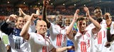 Lille book Champions League spot after crushing road win at Lorient