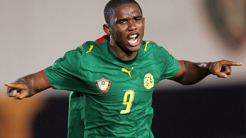 Key player: Samuel Eto'o (Chelsea)