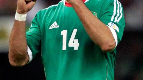 Key player: Javier Hernandez (Manchester United)