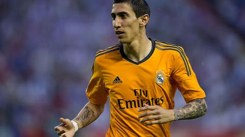 Angel di Maria (Real Madrid)