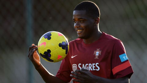 MF: William Carvalho — Sporting Lisbon