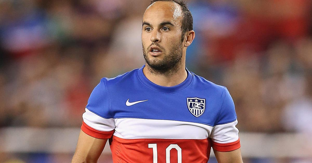 quality design 76cca f14a8 Landon Donovan on Clint Dempsey tying his scoring record: 'You can stop  now.'