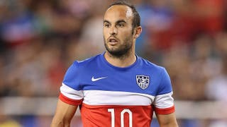 Landon Donovan on Clint Dempsey tying his scoring record: 'You can stop now.'