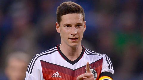 Julian Draxler, Germany