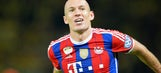 Bayern Munich winger Robben rules out move to Manchester United