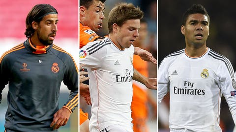 Who will replace Real's Xabi Alonso?