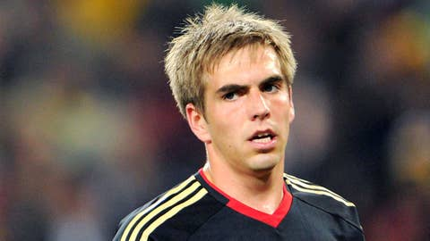 Philipp Lahm, Germany