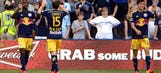 New York and Sporting Kansas City share points at Sporting Park