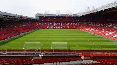 Old Trafford (Manchester)