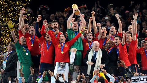 Spain (2010)