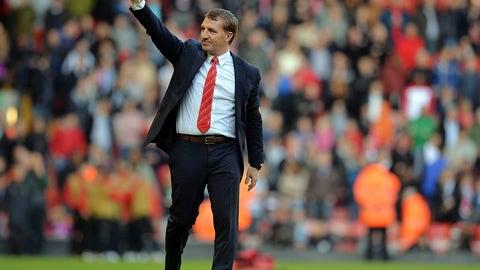 Liverpool (Last week: Not ranked)