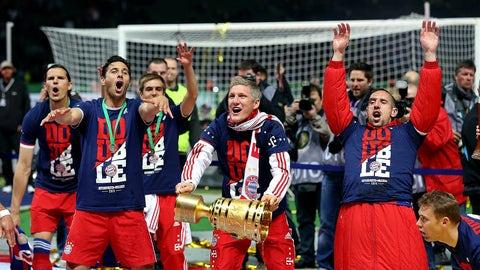Bayern Munich (Last week: Third)