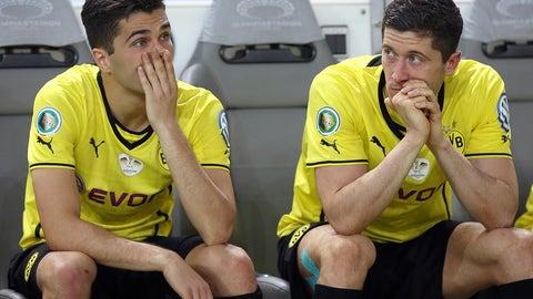 Borussia Dortmund (Last week: Eighth)