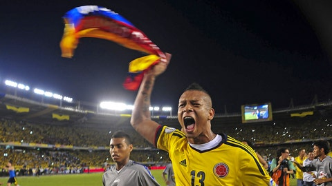 Underrated: Colombia