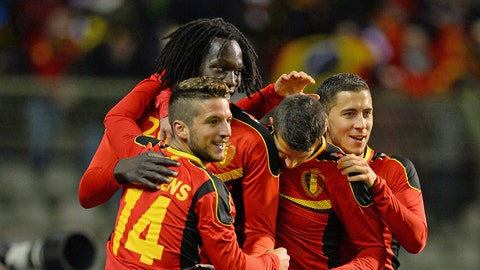 Underrated: Belgium