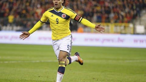 Key player: Radamel Falcao (AS Monaco)