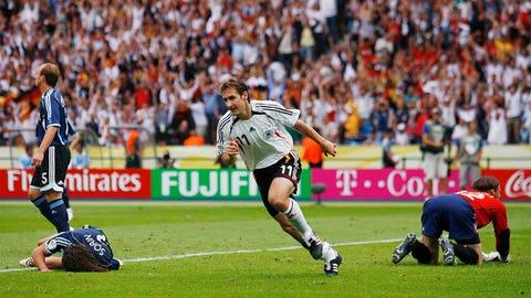 2006: Miroslav Klose, Germany, 5 goals