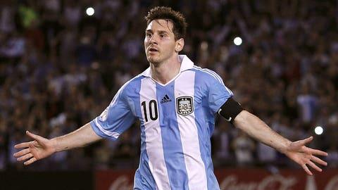 Key player: Lionel Messi (Argentina)