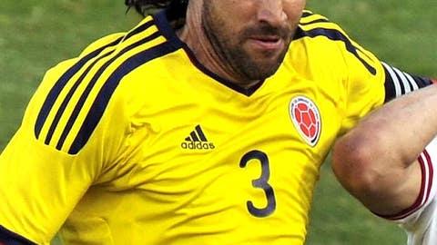 Mario Yepes, Colombia