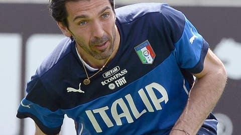 Gianluigi Buffon, Italy