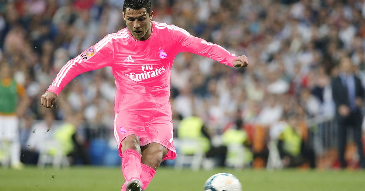 Quot Real Men Wear Pink Quot Check Out Real Madrid S New Away