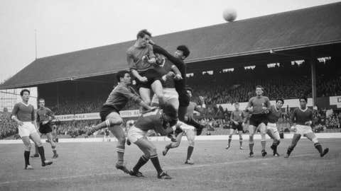 North Korea 1 Italy 0, Ayresome Park, 1966